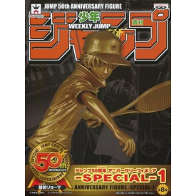 Prince du Tennis - Figurine Ryoma Echizen Jump 50th Anniversary Gold Ver.