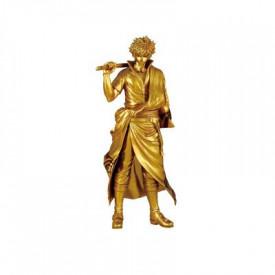 Gintama - Figurine Gintoki Sakata Jump 50th Anniversary Gold Ver.