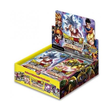 Dragon Ball Super Card Game Colossal Warfare Boite de 24 Boosters Serie 4 image