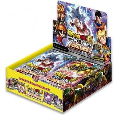 Dragon Ball Super Card Game Colossal Warfare Boite de 24 Boosters Serie 4