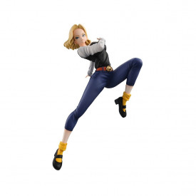 Dragon Ball Z - Figurine C18 Gals Ver.4