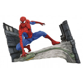 Spider-Man - Figurine Spider-Man Marvel Comic Gallery