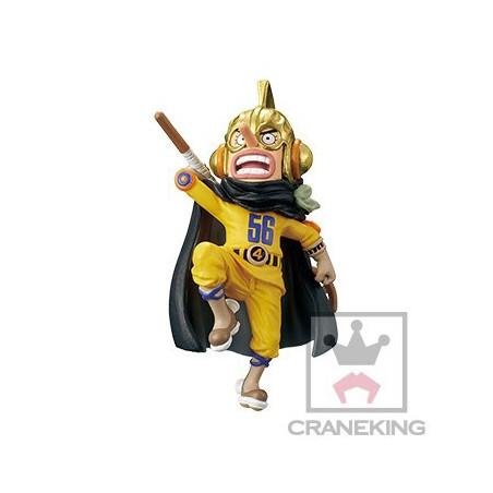 One Piece - Figurine Usopp WCF Mugiwara 56 Vol.2 image