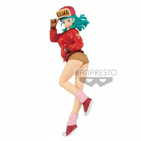 Dragon Ball - Figurine Bulma Glitter & Glamours Ver.2