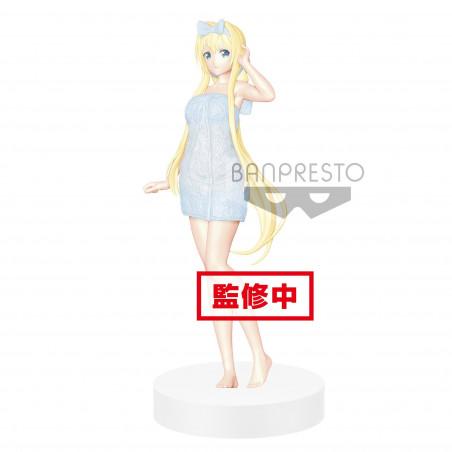 Sword Art Online Alicization - Figurine Alice EXQ Code Register