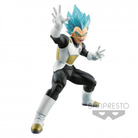 Super Dragon Ball Heroes – Figurine Vegeta SSJ God Transcendance Art Vol.2