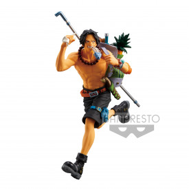 One Piece – Figurine Portgas D Ace Mania Ver.