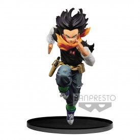 Dragon Ball Z – Figurine Android 17 BWFC Vol 3