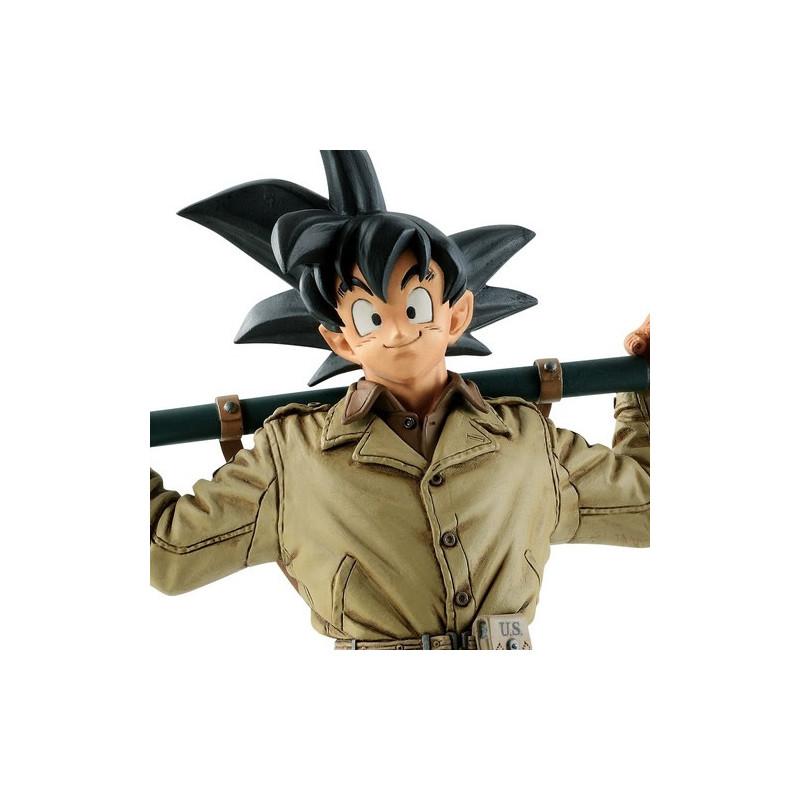 Dragon Ball Z – Figurine Sangoku BWFC Vol 4