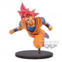 Dragon Ball Super – Figurine Sangoku Super Saiyan God Fes ! Vol 9