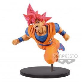 Dragon Ball Super – Figurine Sangoku Super Saiyan God Fes! Vol 9