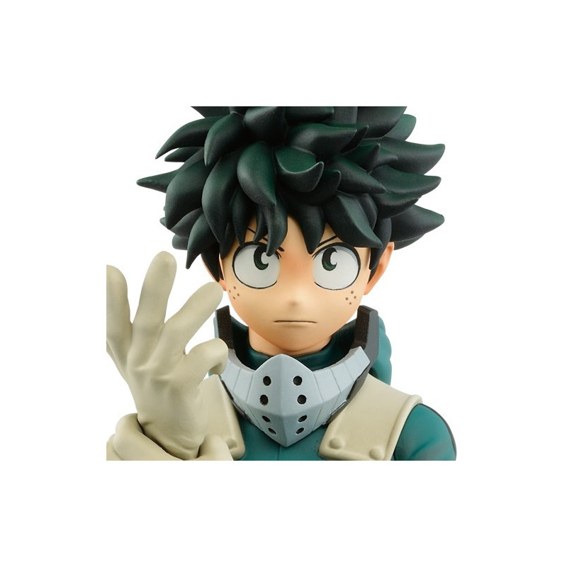 My Hero Academia – Figurine Izuku Midoriya Age Of Heroes