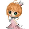 Sakura Cardcaptor – Figurine Sakura Q Posket Minomoto Ver B