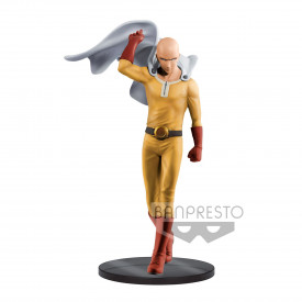 One Punch Man – Figurine Saitama DXF Premium Figure