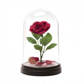 Disney – Lampe Rose Enchantée la Belle et la Bête