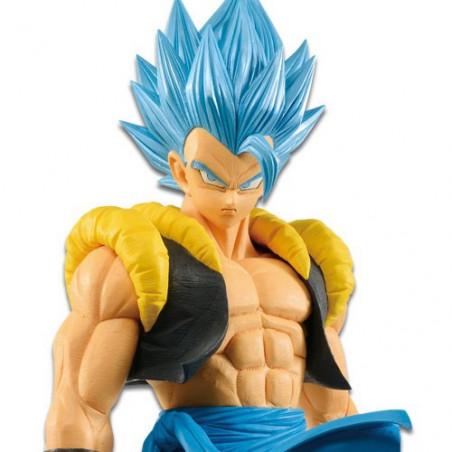 Dragon Ball Super Movie – Figurine Gogeta SSJ God Blue Grandista Resolution Of Soldiers image