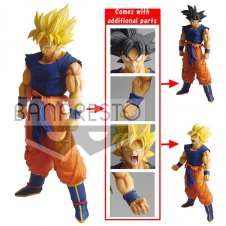 Dragon Ball Super Legend Battle – Figurine Sangoku Super Saiyan image