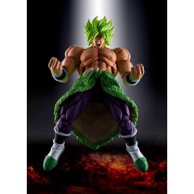 Dragon Ball Super Movie – Figurine Broly Fullpower SH Figuarts