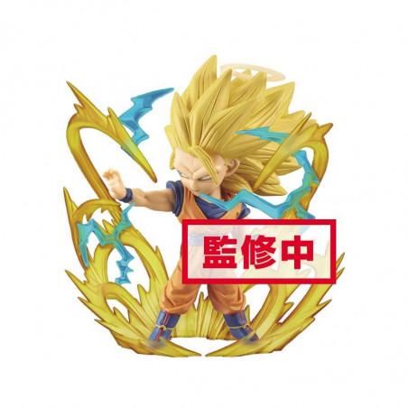 Dragon Ball Super - Figurine WCF Sangoku SSJ 3 Burst image