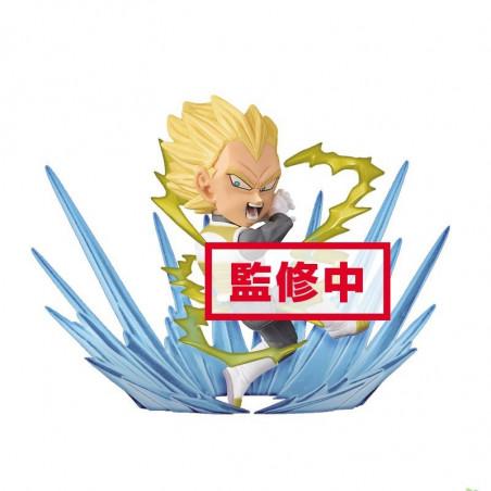 Dragon Ball Super - Figurine WCF Vegeta Super Saiyan Burst image