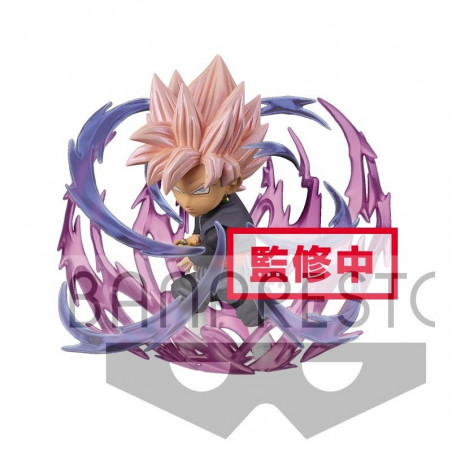 Dragon Ball Super - Figurine WCF Black Goku Rose Burst image