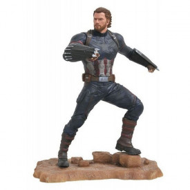 Avengers Infinity War - Figurine Captain America Marvel Gallery