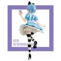 Re:Zero Starting Life in Another World – Figurine Rem In Wonderland Ver.