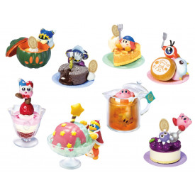 Kirby – Figurine Marx Chef Kawasaki Sweets Party