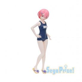 Re:Zero Starting Life in Another World - Figurine Ram Natsu no Hi no Kimi ni Ver.