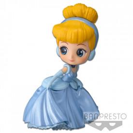 Disney Characters - Figurine Cendrillon Q Posket Petit Girls Festival Ver.