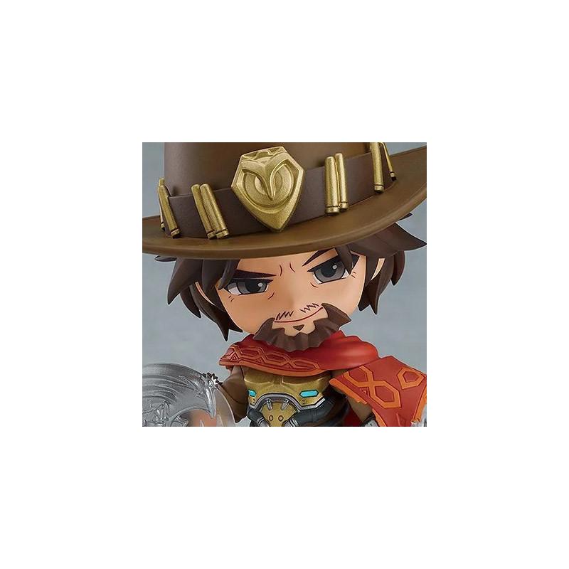 Overwatch - Figurine McCree Nendoroid Classic Skin