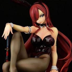 Fairy Tail - Figurine Erza Scarlet Bunny Girl Style