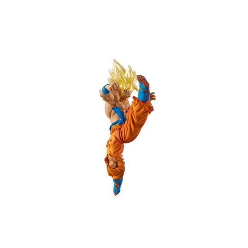 Dragon Ball Super - Figurine Sangoku SSJ Battle Figure VS 06