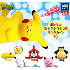 Pokémon - Mini Figurine Motisma Dex Good Night Ver.
