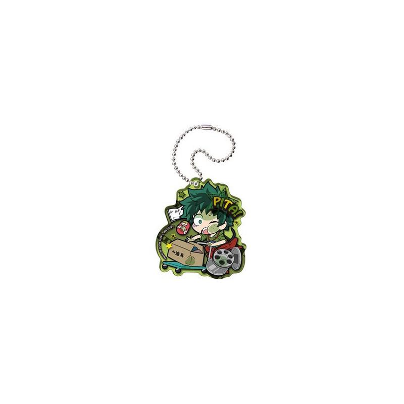 My Hero Academia - Strap Midoriya Izuku Acrylic Keychain Pita! Defome