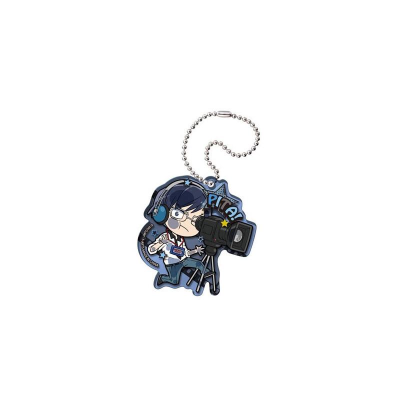 My Hero Academia - Strap Lida Tenya Acrylic Keychain Pita! Defome