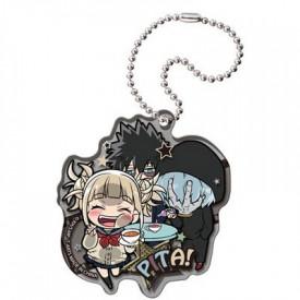 My Hero Academia - Strap Shigaraki,Toga & Dabi Acrylic Keychain Pita! Defome