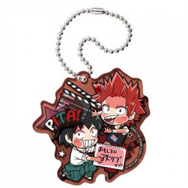 My Hero Academia - Strap Kirishima & Seto Acrylic Keychain Pita ! Defome