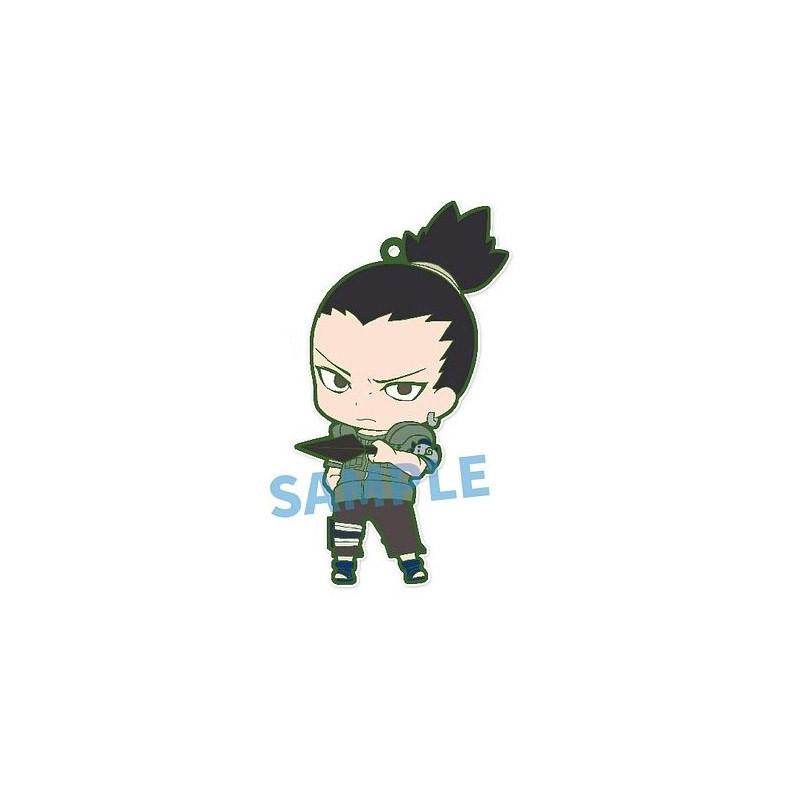 Naruto Shippuden - Strap Shikamaru Nara Rubber Niitengomu !