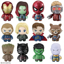 Avengers Infinity War - Figurine Gamora Kore-Chara Collection