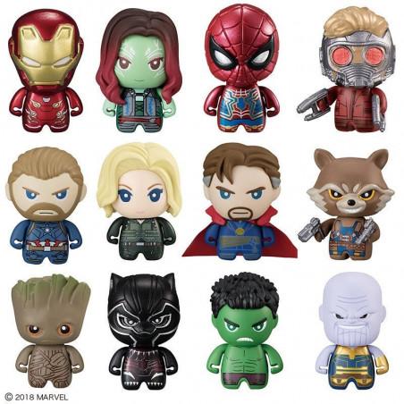 Avengers Infinity War - Figurine Black Widow Kore-Chara Collection