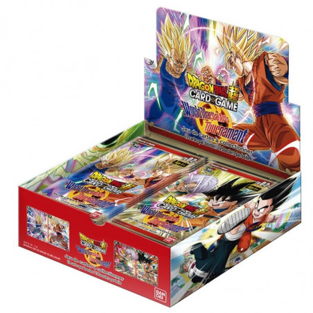 Dragon Ball Super – Pack 24 boosters Dragon Ball World Martial Art Tournament image