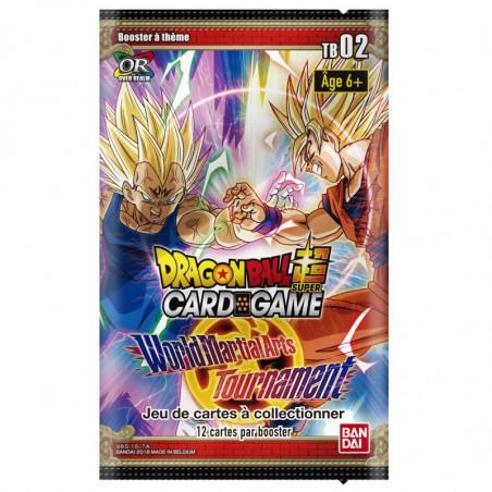Dragon Ball Super – Booster Dragon Ball World Martial Art Tournament image