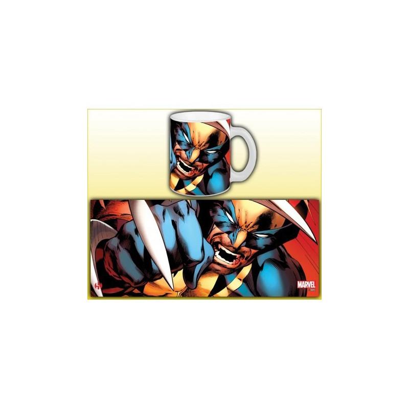 Wolverine – Mug Wolverine Close Up