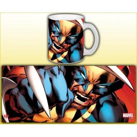 Wolverine – Mug Wolverine Close Up image