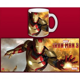 Iron Man – Mug Iron Man 3 : Mark 42