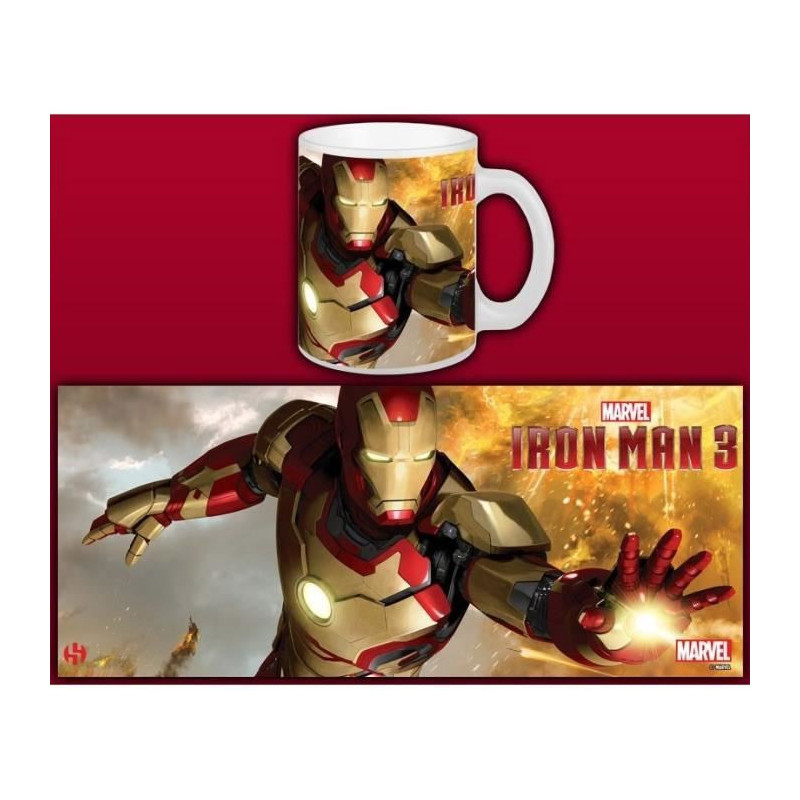 Iron Man – Mug Iron Man 3: Mark 42
