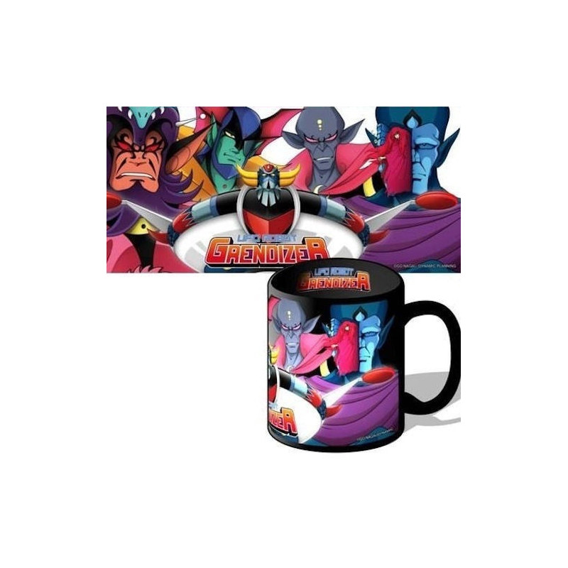 Goldorak – Mug Goldorak Vs Les Généraux de Vega HL Pro