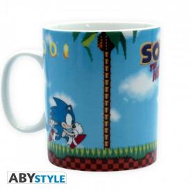 Sonic – Mug Sonic Green Hills Level