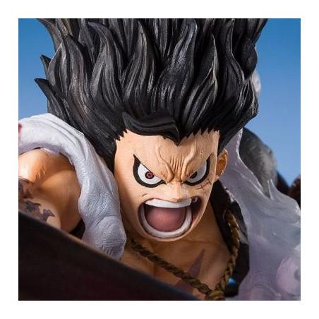 One Piece - Figuarts Zero Monkey D Luffy Gear 4 Snakeman image